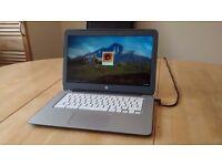 "HP Chromebook 14-x006na (NVIDIA Tegra K1, 2 GB RAM, Chrome OS) - GREAT CONDITION - 14"" HD SCREEN"