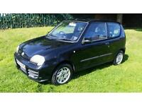 Fiat seicento 1.1 petrol cinquecento small car