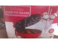brand new in box cake pop maker