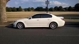 BMW 525D M Sport - White