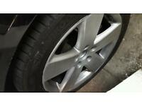 17 inch vw passat alloys 5x112