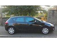 Vauxhall Astra Exclusiv 113 1.6 2010 (10) **Full Years MOT**Cheapest New Shape In Tayside!**£3495**