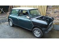 Classic mini MPI cooper breaking for spares