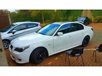 LEFT HAND DRIVE ( LHD ) bmw 520D M sport good to export to africa