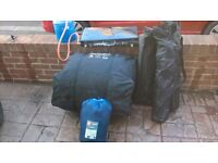 AS NEW VANGO COLARADO 800 DLX /GAS COOKER/BOTTLE OTHERS