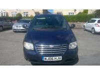 2006 Chrysler grand voyager auto crd limited xs 2.8 stow n go