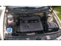 Seat Leon 1.6 petrol. Excellent runner