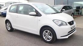 SEAT MII 1.0 TOCA 3d 59 BHP - Quality & Value Guaranteed (white) 2013