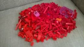 BUNDLE OF LEGO 600 + PIECES