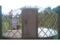 16ft yurt