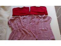 Girls school uniform bundle 4, 4-5, 5