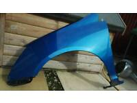 Civic ep2 NSF wing and rear bumper