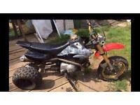 Pit bike Trike (Honda)