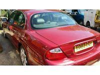 S type jaguar v6 3.0 lt petrol