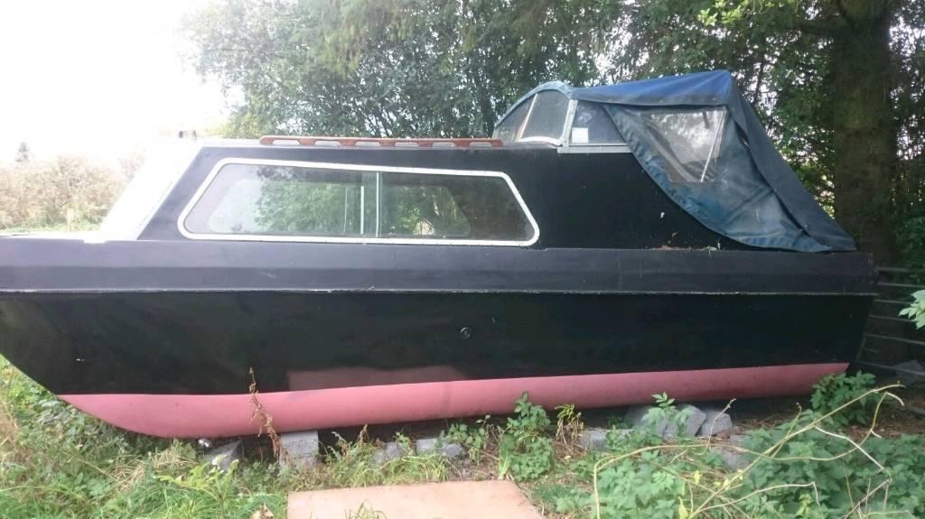 Dawncraft dandy 19ft canal/river cruiser
