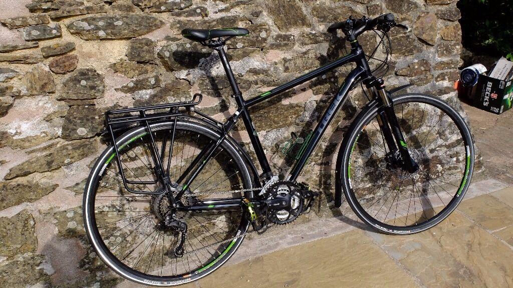 Trek 8.5 DS 2014 hybrid bike
