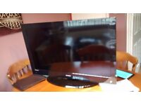 40 inch alba TV for sale, spare or repair!
