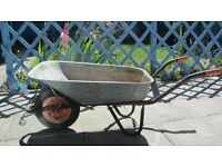 FREE B&Q WHEELBARROW