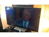 55'' finlux led 3d tv