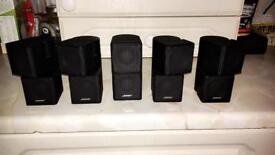 Bose Jewel Cubes