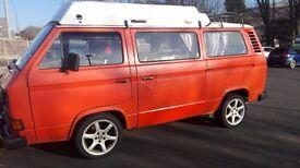 1981 VW T25.