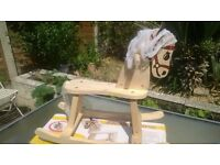 Rocking Horse - Wood Toy