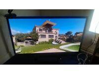 """LG 50"""" HD plasma TV with freeview USB HDMI etc"""