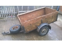 Small Trailer For Sale.