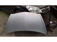 2005 honda jazz bonnet silver spares or repair