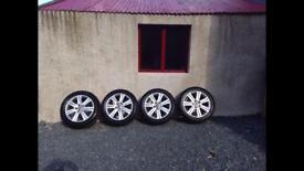 Audi A4 alloys