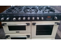 CANNON RANGE COOKER 100 CM IN 6 BURNERS...FREE DELIVERY