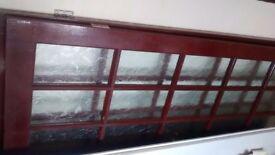 Free internal glass panel doors. Edwinstowe.