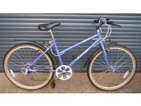 LADIES / TEENAGERS RALEIGH CALYPSO BIKE STILL IN IMACULATE ALMOST NEW CONDITION...