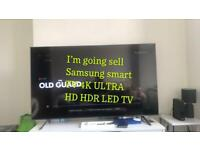 SAMSUNG SMART TV 65 inches 4K HD HDR ULTRA LED TV