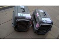 Sky Kennel Ultra Pet carry crates for 25-30lb pet excellent central London bargain