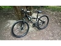 "ladies specialized myka sports 26"" mountain bike"