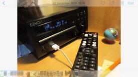 Denon M39DAB Q Acoustic 2010 Speakers