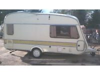 Windrush 132 2 Berth Caravan
