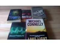 5 MISCS BOOKS FOR SALE