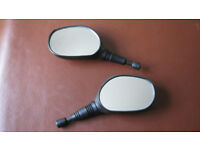 Yamaha Rear View Mirrors MT-03 + XT660 R + XT660Z Tenere + YBR 125 + Super Tenere 1200 + XT 660X