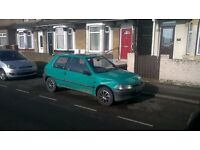 106 with mot ready to drive away