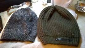 BEANIE HATS WOOL