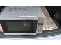 Microwave in good working condition