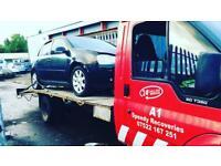 Vehicle Breakdown & Vehicle Transport