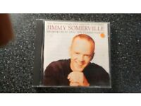 JIMMY SOMERVILLE, BRONSKI BEAT AND THE COMMUNARDS – THE SINGLES COLLECTION 1984/1990 – CD