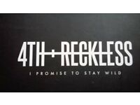 4th & reckless heels