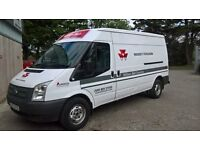 2013 Transit 155 Mid roof T350 One Owner 68000 miles