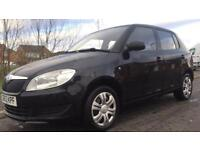 Skoda Fabia 2013 1 owner from new low mileage fiesta Corsa Clio Ka