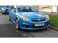 Vauxhall Vectra vxr 300bhp Arden blue rare car only 1001 made may px quick sale