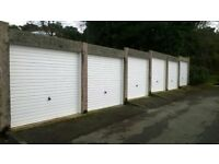 Garages available now for rent in COLEHILL, WIMBORNE, DORSET.